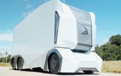 The Future of Trucking With Self-Driving Technology